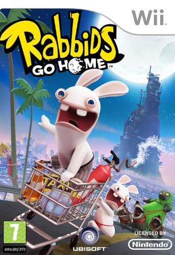 Rabbids Go Home (Wii), used for sale  Delivered anywhere in UK