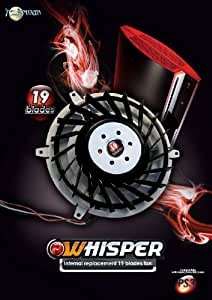 Whisper fan pour Playstation 3