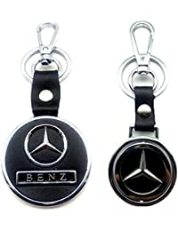 City Choice New Combo Of Mercedes Revolving & Hook-Locking KeyChains