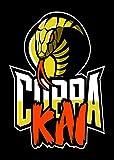 bubbleshirt Poster Karate Kid - Cobra Kai - Movie - Film Cult - Disponibile nei Formati 50x70cm e 70x100cm