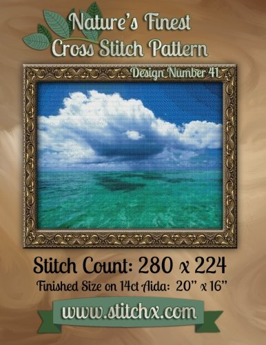 Nature's Finest Cross Stitch Pattern: Design Number 41 PDF Books