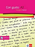 Con gusto A2: Trainingsbuch + Mini-CD