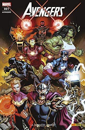 Avengers (fresh start) nº1 par Dan Slott