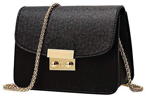 d94354c6f2451 Handtasche Schwarz Damen Handtaschen Li amp hi Elegant Marken Taschen  PkZuiTXO