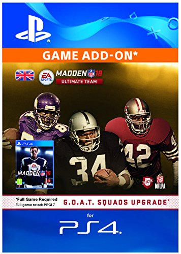 Madden-NFL-18-GOAT-Edition-PS4-Download-Code-UK-Account