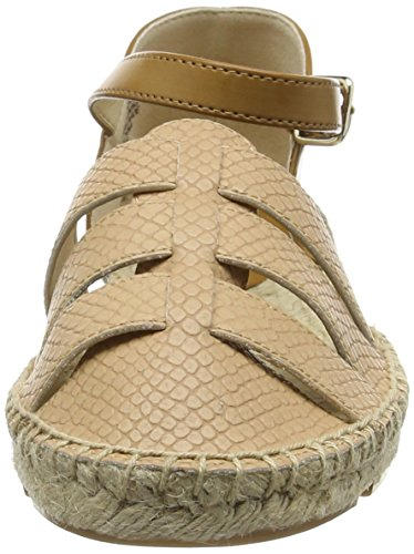 Nine West Damen Intome3 Sandalen Braun - marron (Clay Stone-Toast)