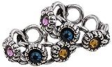 #9: Wish Karo 925 Pure Silver Toe Rings for Women