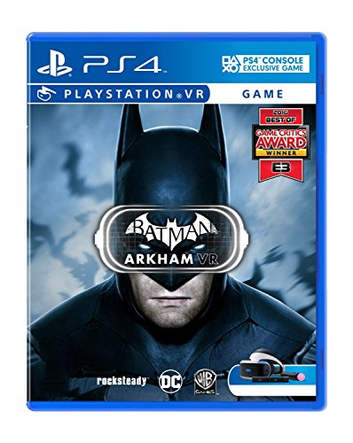 Batman: Arkham VR [PlayStation VR ready] - PlayStation 4