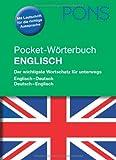 PONS Pocket-Wörterbuch Englisch: Der wichtigste Wortschatz für unterwegs. Englisch-Deutsch / Deutsch-Englisch