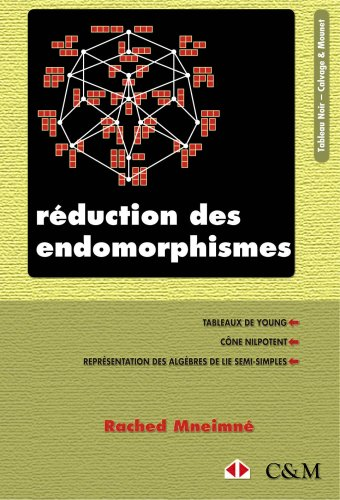 Réduction des endomorphismes par Rached Mneimné