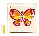 Hape - Bella mariposa, juego creativo (0HPE5121)