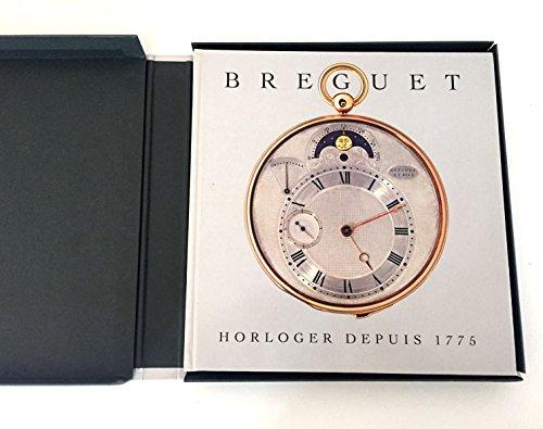BREGUET, HORLOGER DEPUIS 1775. Vie et postérité d'Abraham-Louis Breguet (1747-1823) par Emmanuel Breguet