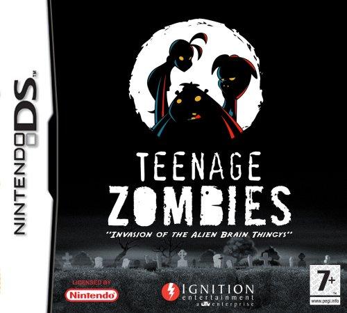 Teenage Zombies - NDS (Für Zombie-spiele Ds)