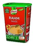 Produkt-Bild: Knorr Rahmsauce (mit besonders cremiger Konsistenz, als Soßenbinder einsetzbar) 1er Pack (1 x 1kg)