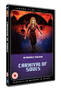 Carnival of Souls (Digitally remastered in colour) [DVD] [1962]