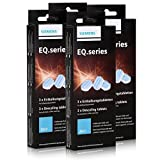 4er Pack Entkalkungstabletten 2in1 für Kaffeevollautomaten / Siemens EQ.series TZ80002