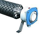 Etherma 31378 RDA-1500 Rippenrohrheizkörper mit stufenloser Regelung, 1,5 kW, maximal 240 Grad Celcius