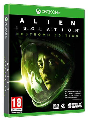 51UJIgCq eL - BEST BUY #1 Alien: Isolation - Nostromo Edition (Xbox One) Reviews and price compare uk