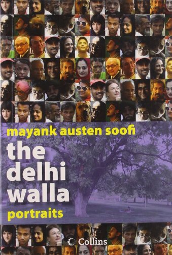 The Delhi Walla - Portrait
