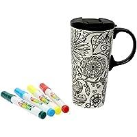 Just Add Colore - Ceramica Colore la tua tazza di corsa (Nature In Colour)