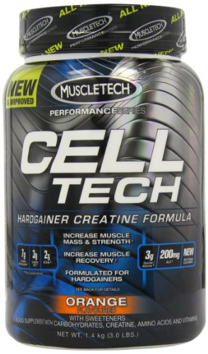 MuscleTech Cell Tech Performance Series 1,4 kg - Orange