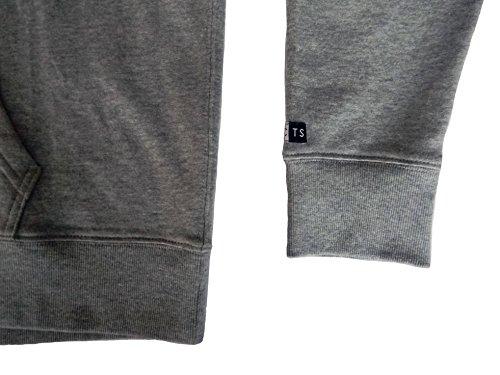 Michael Jordan, Herren-Hoodie, Basketball, Grau Grau