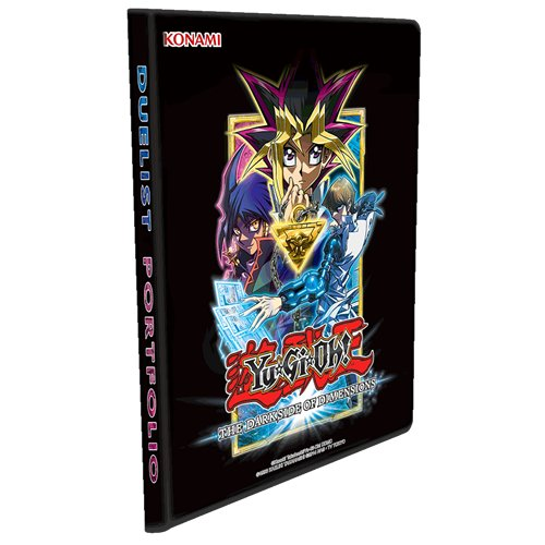 Yu Gi Oh! - ACCYGO037 - Portfolio - The Dark Side of Dimensions - 9 Cases