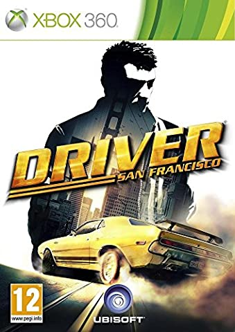 Driver San Francisco Xbox 360 - Driver : San