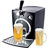 Syntrox Germany Digitale Bierzapfanlage mit Pumpe Bierkühler