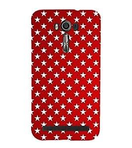 EPICCASE multi stars Mobile Back Case Cover For Asus Zenfone 2 Laser ZE550KL (Designer Case)