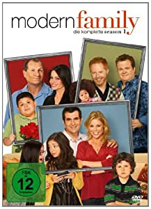 Modern Family - Season 1 [4 DVDs]