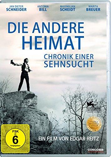 Die andere Heimat – Chronik einer Sehnsucht [2 DVDs]
