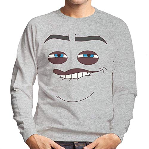Cloud City 7 The Sensual Cushion Big Mouth Men's Sweatshirt
