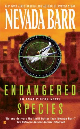 Endangered Species (Anna Pigeon, Book 5)