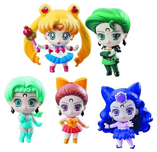 Preisvergleich Produktbild Sailor Moon - Petit-Chara! Black Moon Ayakashi No