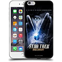 Official Star Trek Discovery Vulcan Salute Posters Soft Gel Case for Apple iPhone 6 Plus / iPhone 6s Plus