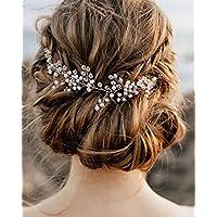 Perline Capelli Sposa - Cerchietti e fasce per capelli   Accessori ... 9f6a4cdcbb1e