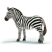 Schleich 14392  -  Figura/ miniatura La fauna, la cebra yegua
