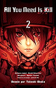 All You Need is Kill Edition simple Tome 2