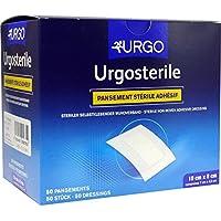 URGOSTERILE Wundverband 90x100 mm steril 50 St Pflaster preisvergleich bei billige-tabletten.eu