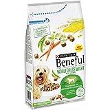 Purina Beneful Hundetrockenfutter Wohlfühlgewicht (mit Huhn, Gartengemüse und Vitaminen) 1,5kg Beutel