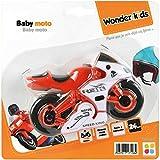 Wdk Partner - YF1602A001 - Baby Moto Friction - Modèle Aléatoire