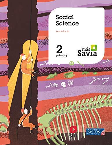 Social science 2 Primary Más Savia Andalucía