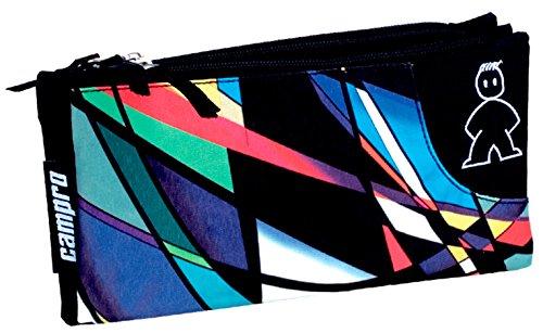 Perona 53373 Campro Estuches, 22 cm, Multicolor