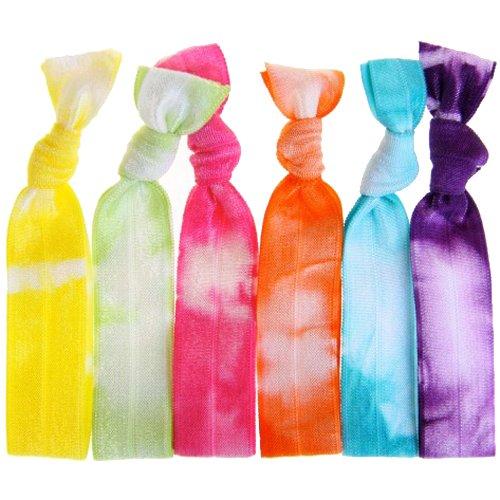 twistband-chloe-tye-dye-set-6-lastiques-jaune-fluo-framboise-blanc-orange-neon-bleu-lavande-tye-dye
