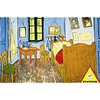 Comparador de precios Room in Arles 1000 Piece Vincent Van Gogh Jigsaw Puzzle by Piatnik - precios baratos