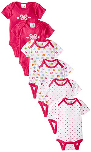7aa94e127d 16% OFF on Funny Baby One Piece Hung Like A 5 Year Old Bodysuit (6 ...