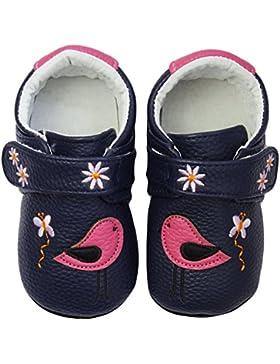 Rose & Chocolat Rcm Sweet Birdy Navy - Zapatos para Bebes Bebé-Niñas