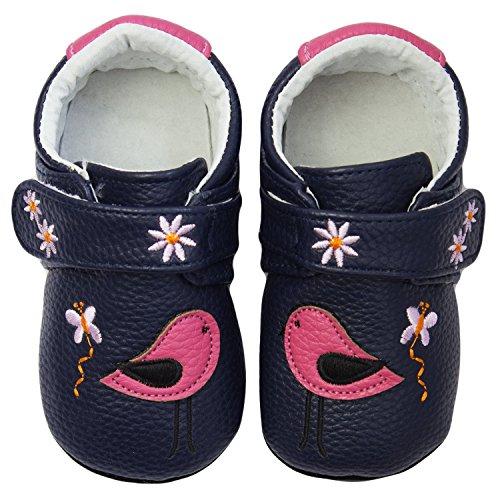 Rose & Chocolat - Rcm  Sweet Birdy Navy, Sneakers per bimbi, blu (navy), 19