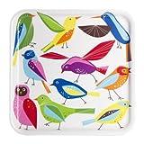 IKEA BÄRBAR Tablett mit Vogelmuster